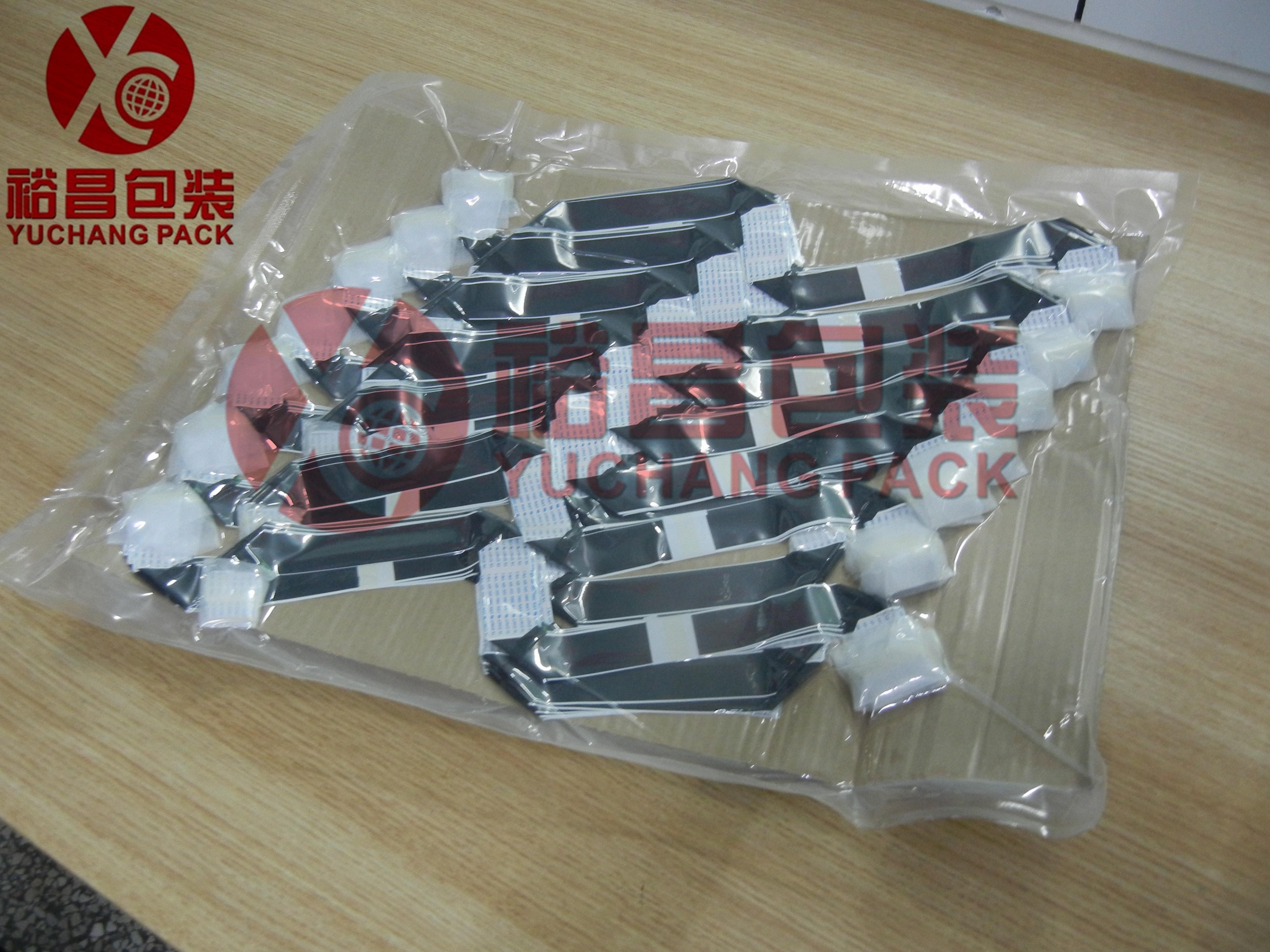 裕昌包装为东莞阳康电子解决排线包装问题