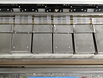 500G大米使用智能真空包装机抽真空视频
