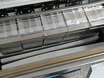 1KG大米使用智能真空包装机抽真空视频