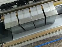 1.25KG大米使用智能真空包装机抽真空视频