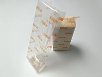 2.5KG大米真空包装袋抽真空演示视频-粒粒香