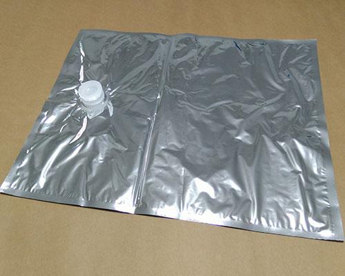 带嘴铝箔包装袋-盒中袋