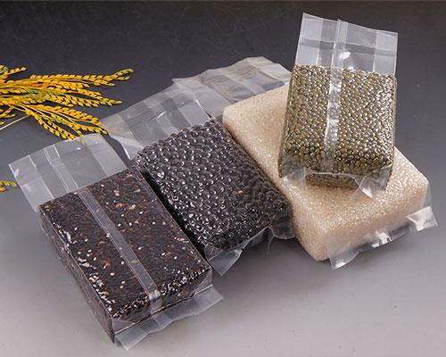 透明米砖真空包装袋