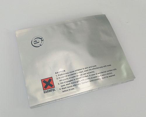 三边封防静电铝箔袋