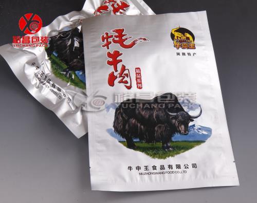牛肉干包装袋|铝箔包装袋
