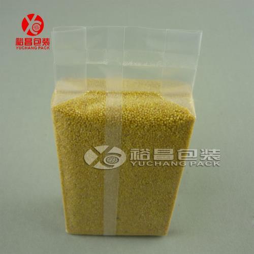 1斤精装小米真空袋|小米抽真空包装袋