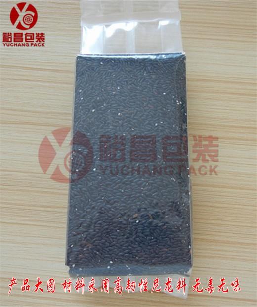 杂粮真空袋/750G黑米真空包装袋