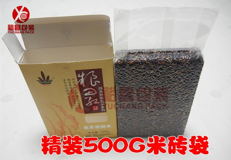 500G精装米砖袋