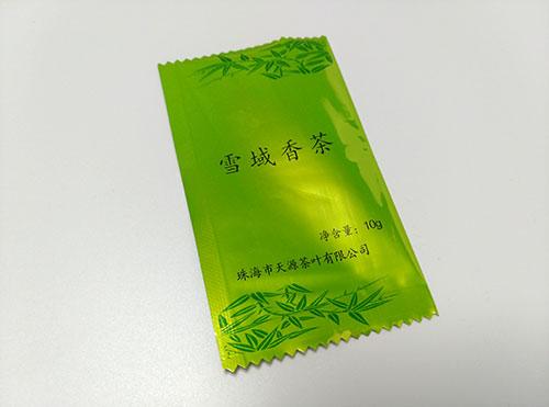 10g茶叶内包装袋