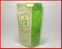 5KG大米包装袋/大米真空袋