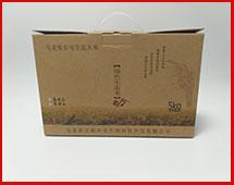 生态大米5kg大米包装盒