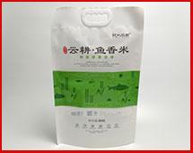5kg大米真空包装袋-鱼香米