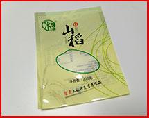 大米真空包装袋-山稻