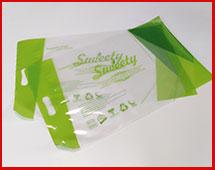 印刷枕头真空包装袋
