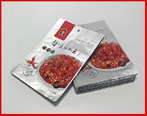 食品铝箔包装袋-剁辣椒包装袋
