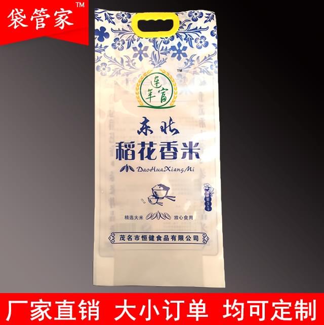 5kg大米包装袋-东北稻花香