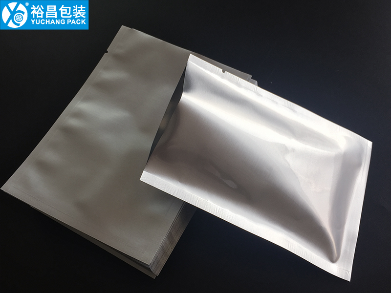 三边封铝箔包装袋